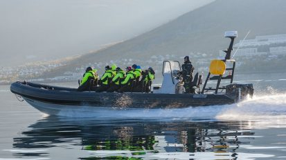 RIB Boat Excursion – Tromsø