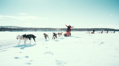 Dog Sledding Expedition in Northern Norway