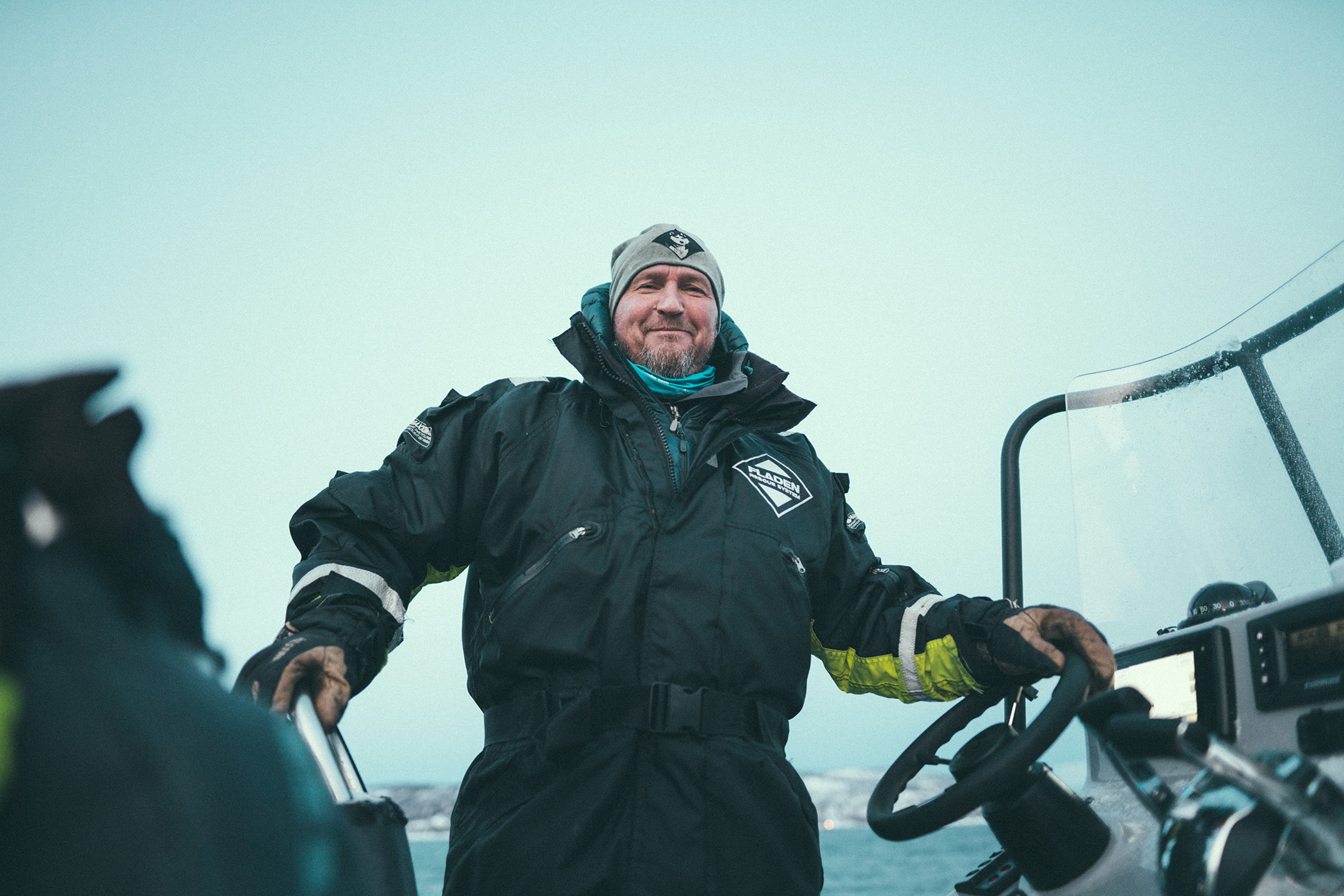 RIB boat, Per Thore, Arctic Adventure Tours