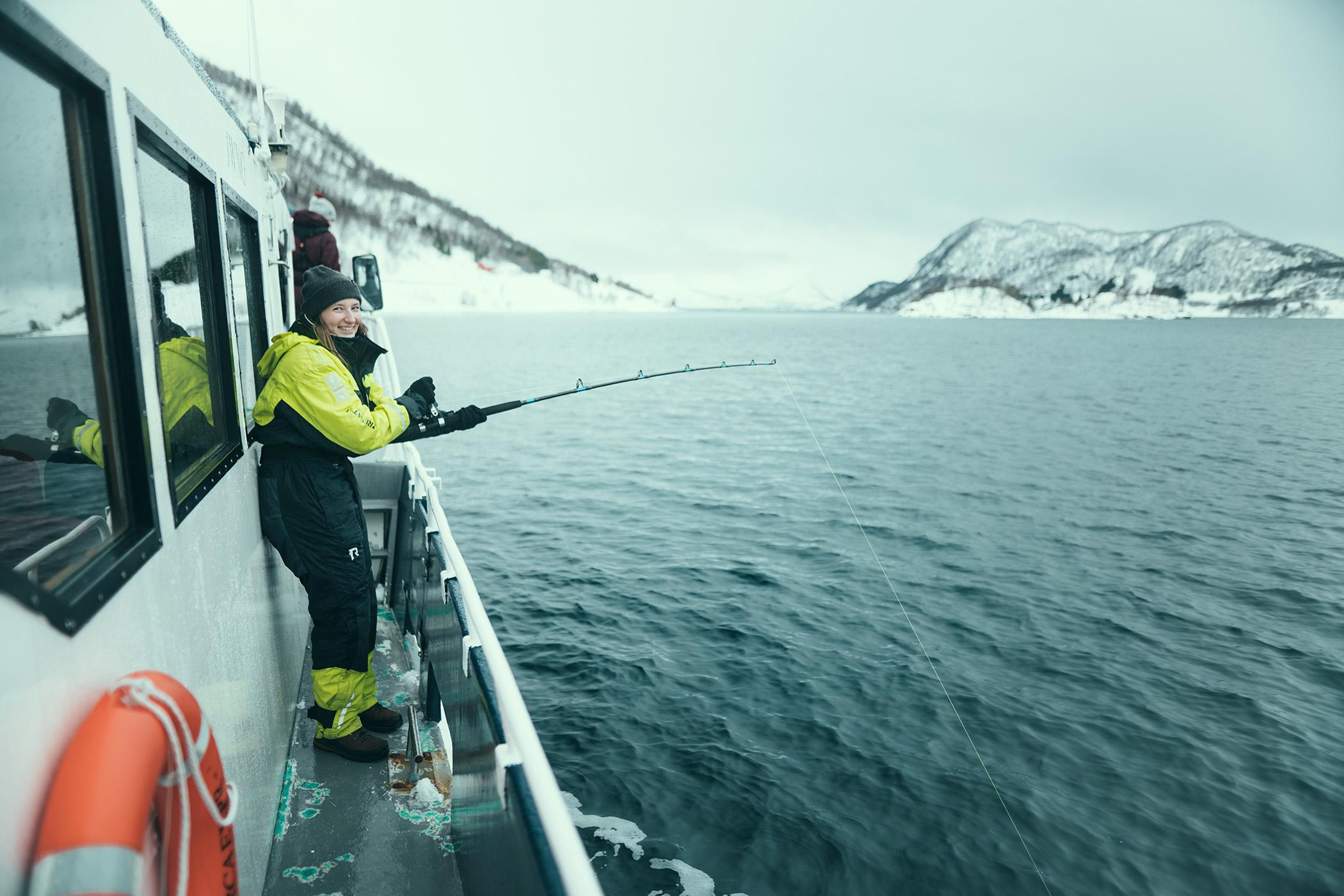 Arctic Fishing