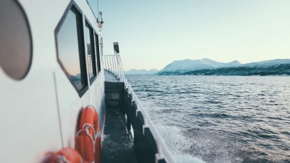 Fjord and Fishing Cruise onboard the 'Orca Express' – Tromsø