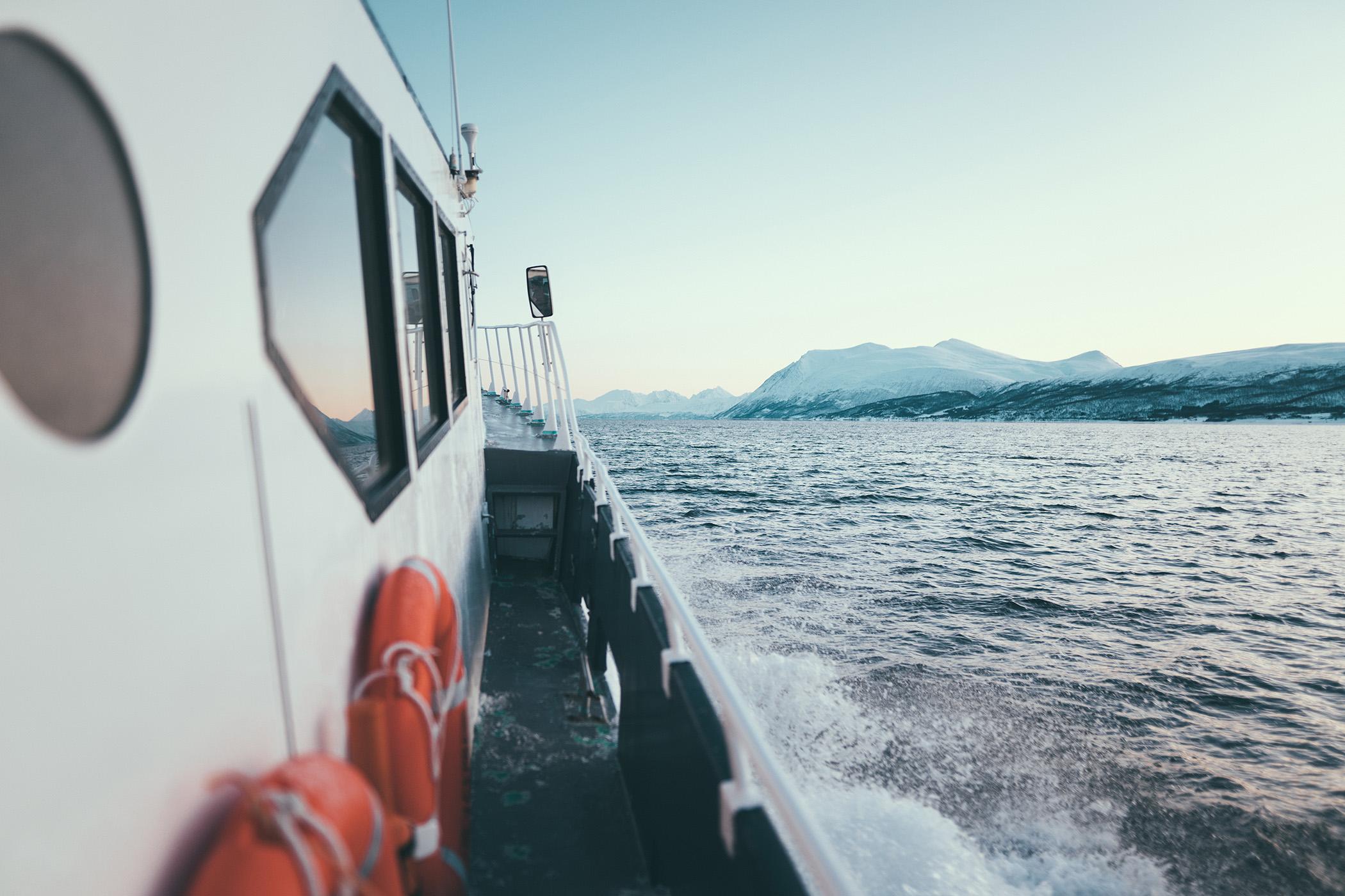 Fjord Cruise Tromso