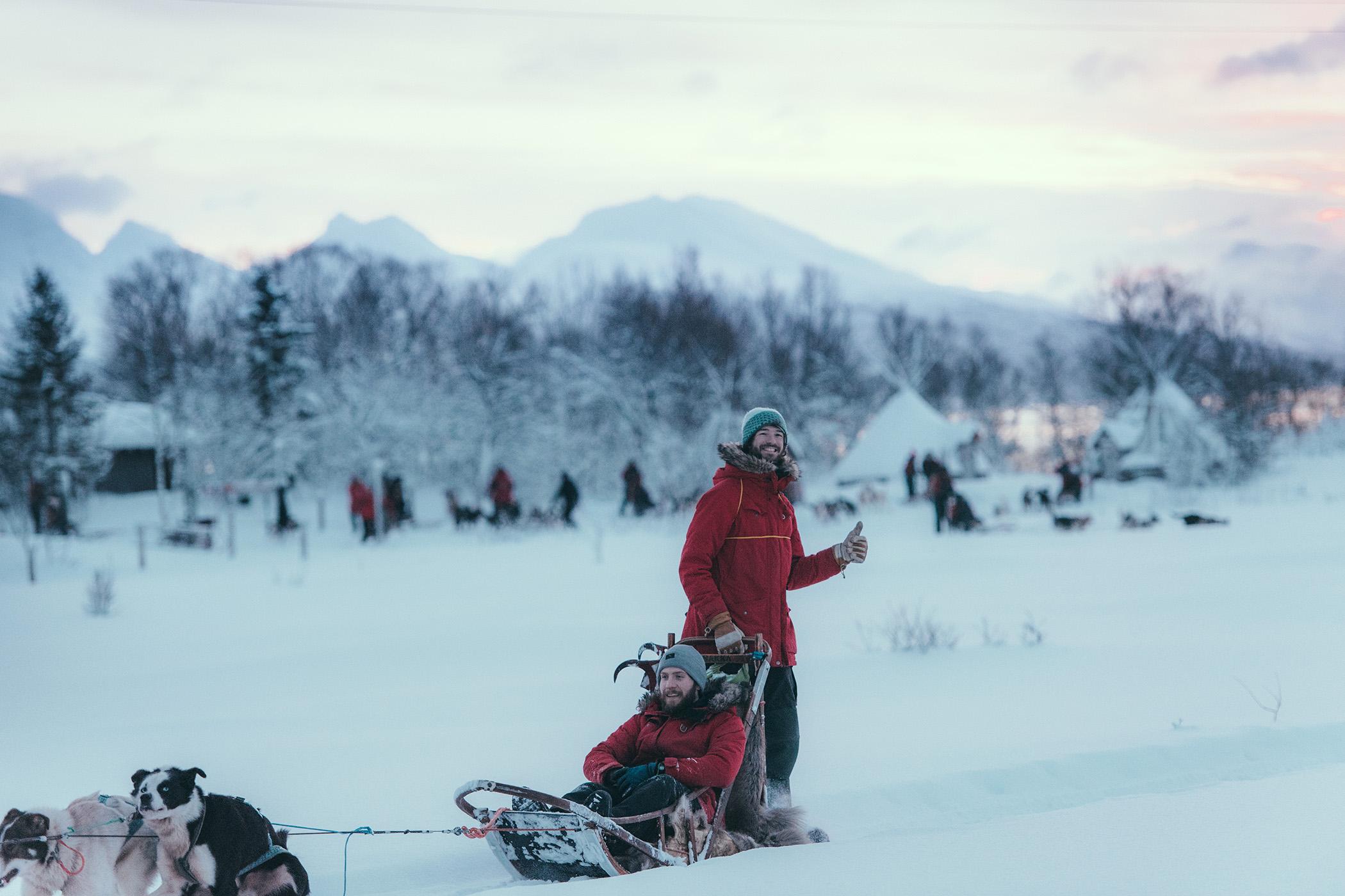 Our team, Arctic Adventure Tours